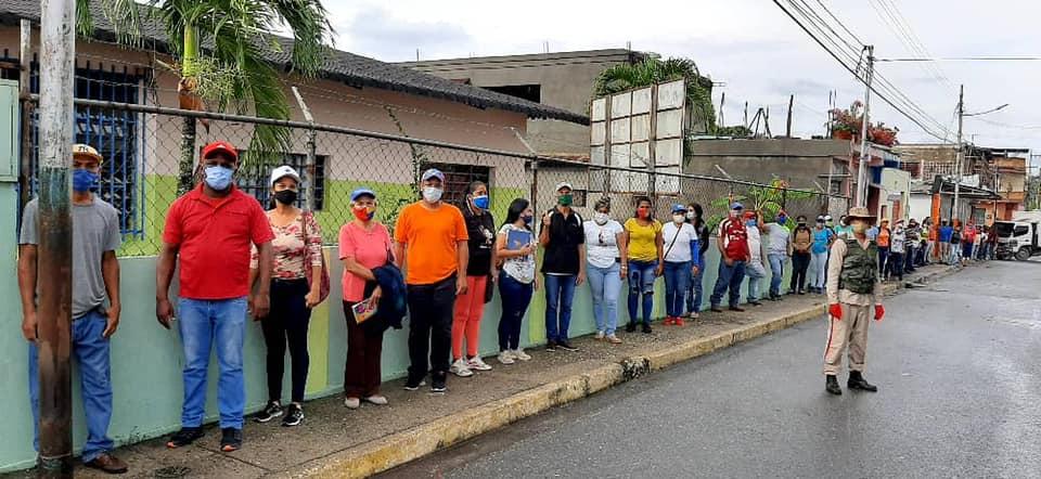 """Gobernador León: """"Yaracuy tomó las calles para respaldar el Simulacro Electoral"""""""