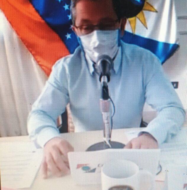"""Gobernador León: """"Mientras la oposición se encarga de golpear al pueblo, nosotros andamos llevando soluciones a sus problemas"""""""