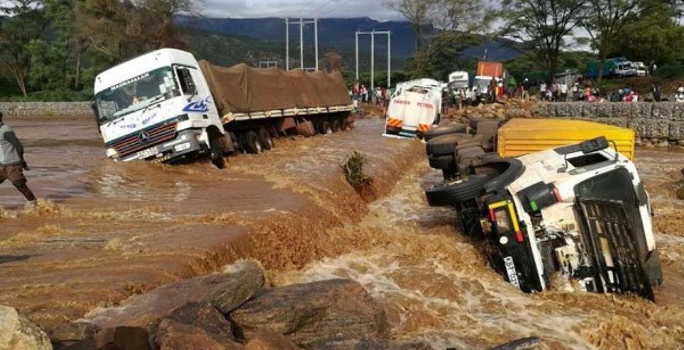 Al menos 15 muertos por lluvias torrenciales en el este de República Democrática del Congo