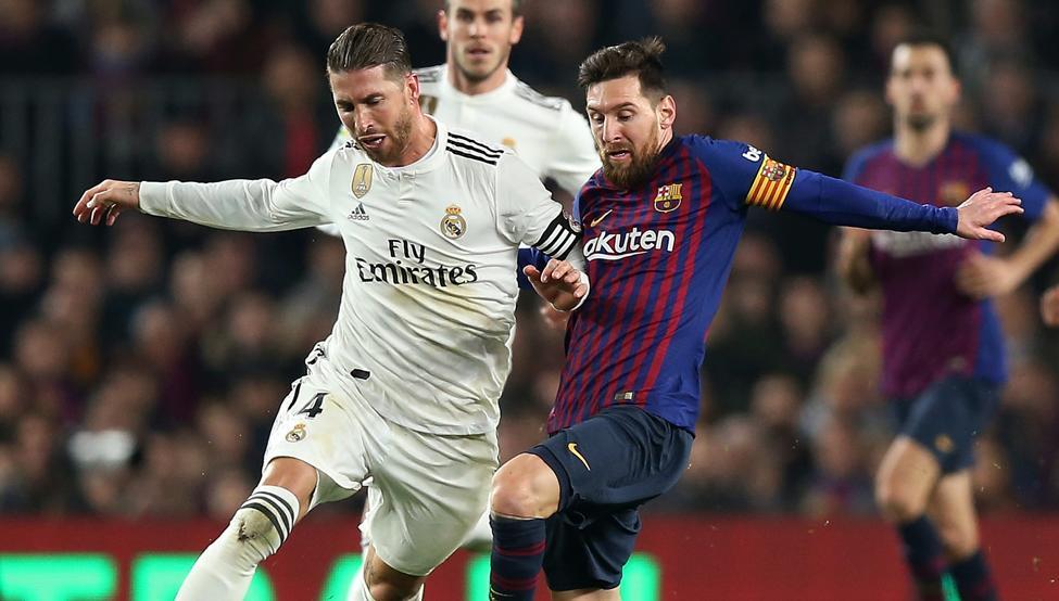 El sábado 24/10 se jugara el primer clásico Barcelona Vs. Real Madrid de la temporada