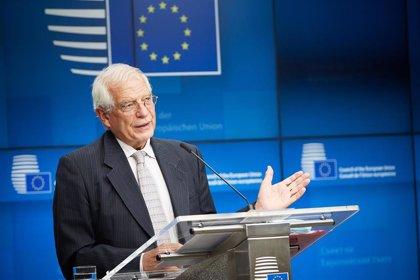 Borrell informará de la misión a Caracas el próximo miércoles en el pleno de la Eurocámara