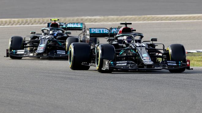 Bottas se adjudica una reñida pole en el GP de Formula1 de Eifel, Alemania