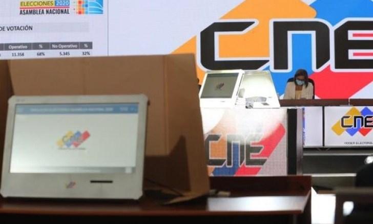El CNE extiende a un mes la campaña para las elecciones legislativas
