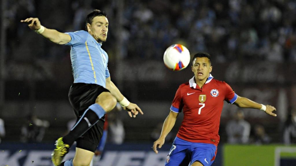 Chile y Uruguay abren este jueves 8-O en la eliminatoria Qatar 2022