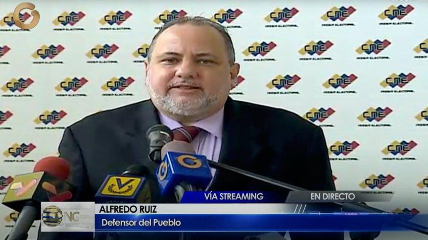 Más de 450 servidores de la Defensoría del Pueblo participarán en simulacro electoral de este domingo