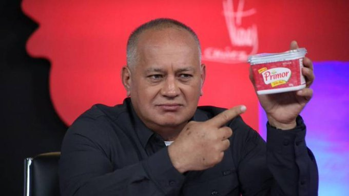 Diosdado Cabello: Lorenzo Mendoza es un parásito y llorón