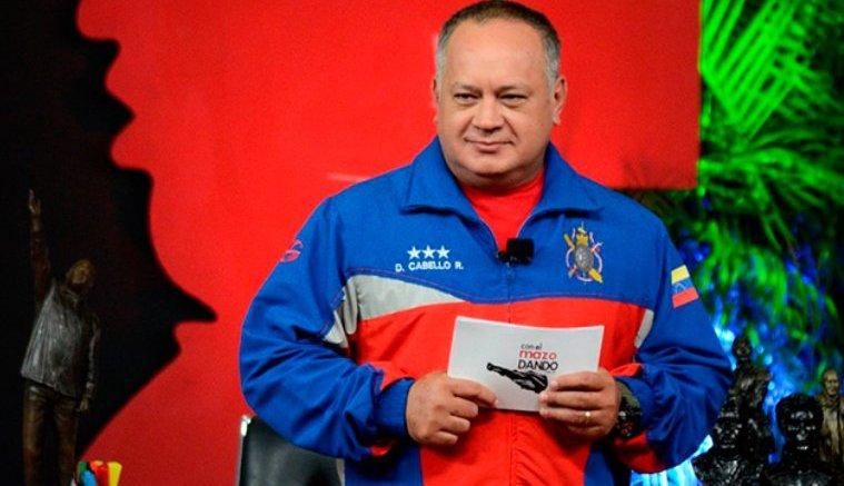 Diosdado Cabello dice quién fue el que ayudó a Leopoldo López