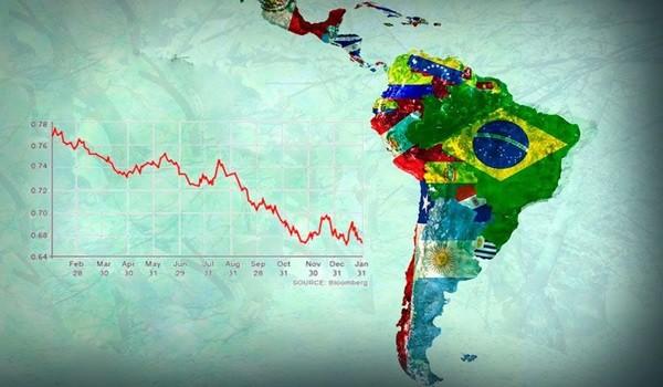Banco de España estima que la economía latinoamericana se contraerá un 8% este año