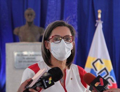 El CNE de Venezuela pide a los observadores de los comicios evitar «condicionar el proceso» electoral