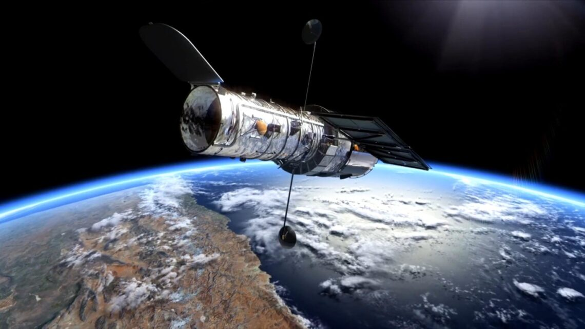 El telescopio Hubble captura un disparo de glamour galáctico