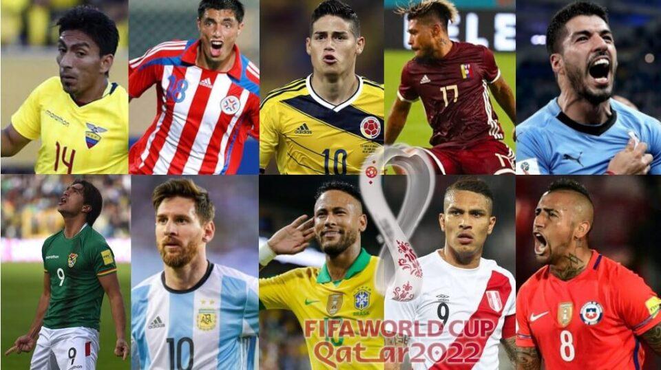 Arrancaron las eliminatorias sudamericanas, Uruguay y Argentina logran victorias y Perú empata con Paraguay