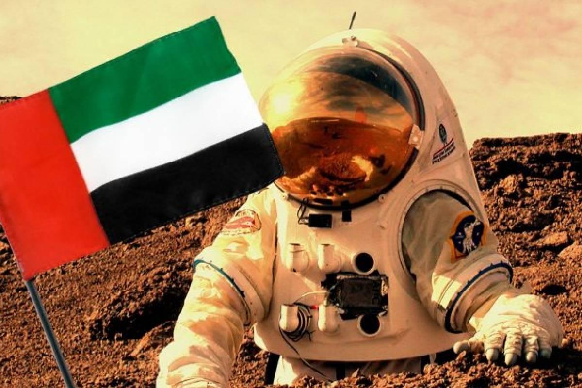 Emiratos Árabes Unidos quiere llegar a la luna en 2024