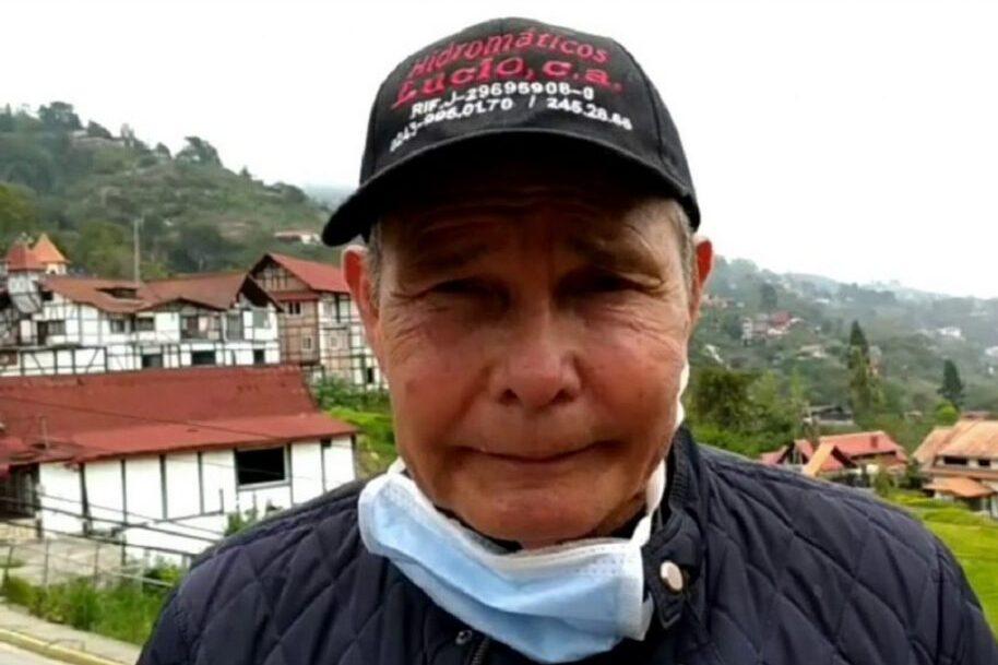 Fallece por covid-19 alcalde de la Colonia Tovar, Esteban Bocaranda