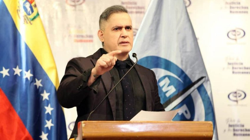 MP: Roland Carreño financiaba a Voluntad Popular con dinero de CITGO para atacar al país