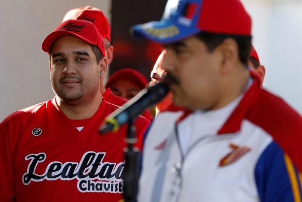 Hijo de Nicolás Maduro y su hermana mayor se suman a prueba de vacuna Sputnik V