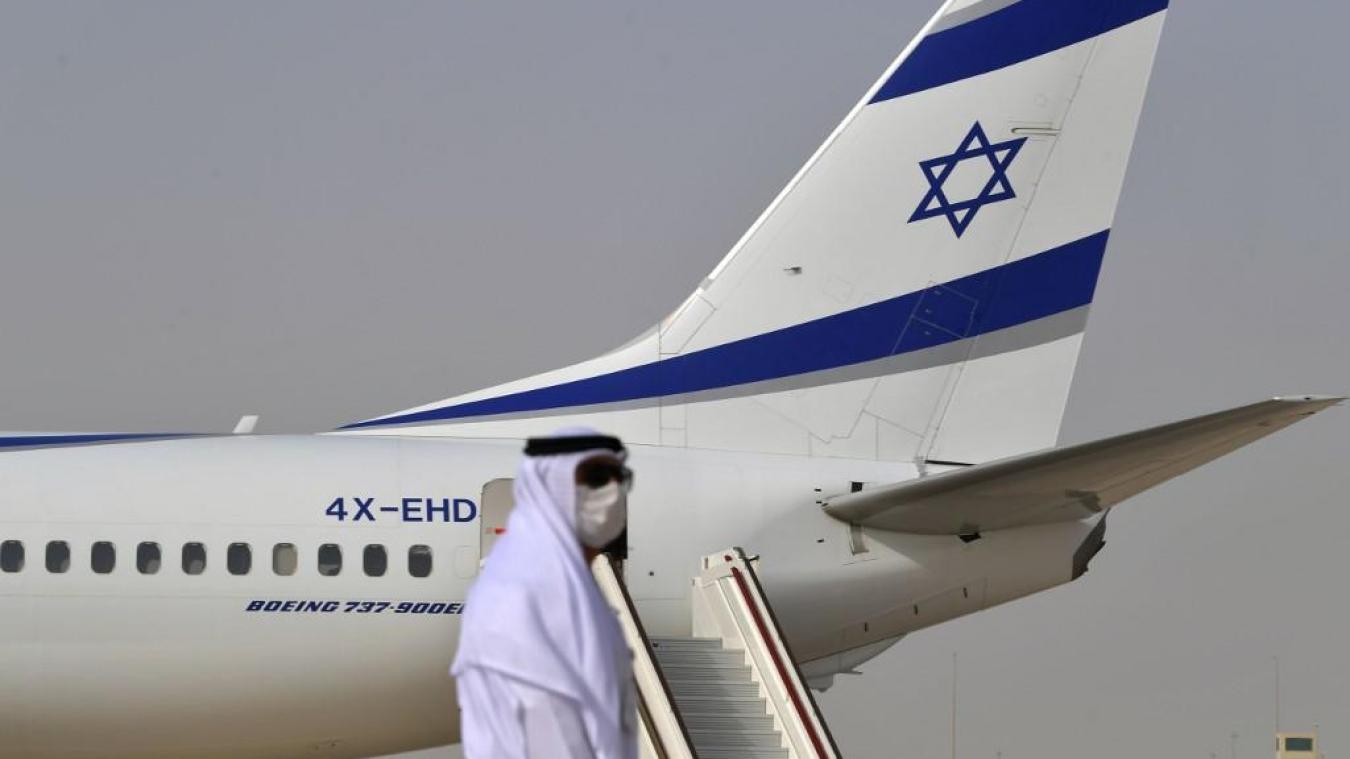 Israel y Jordania firman un acuerdo para la apertura de sus espacios aéreos para sobrevuelos