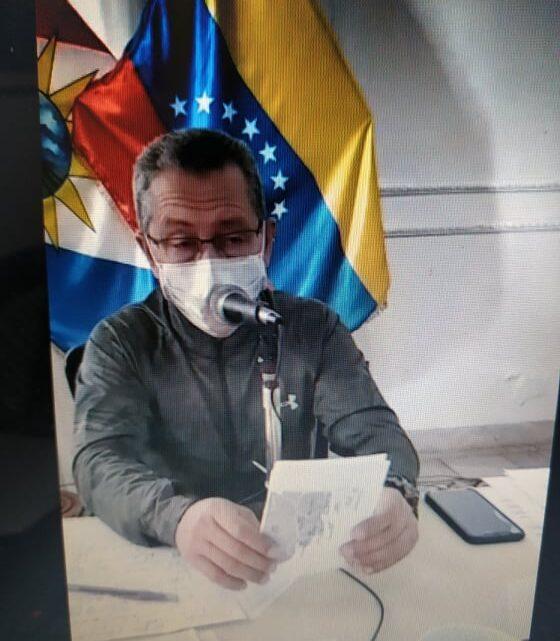 Gobernador León Heredia: Ley Antibloqueo nos va permitir recuperar  los elementos fundamentales para que crezca la economía