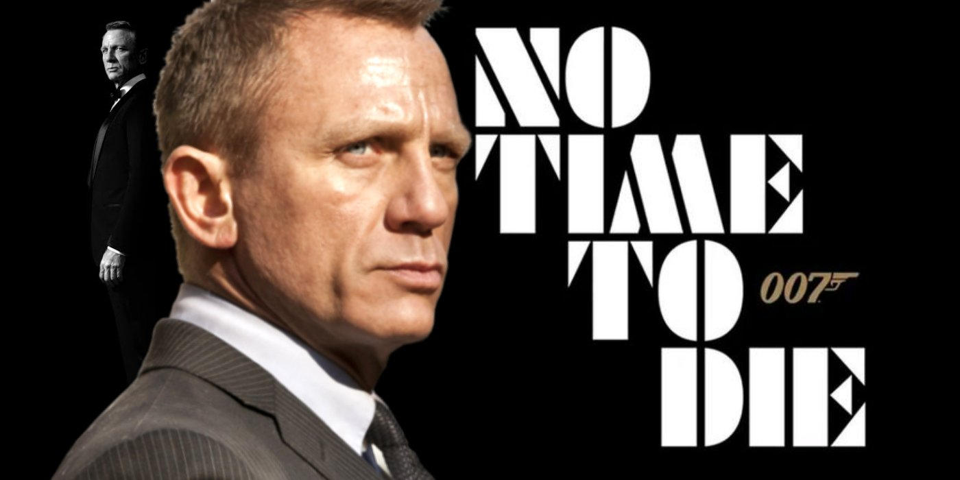 """James Bond atrasa el estreno de """"No Time To Die"""" hasta el 2021"""