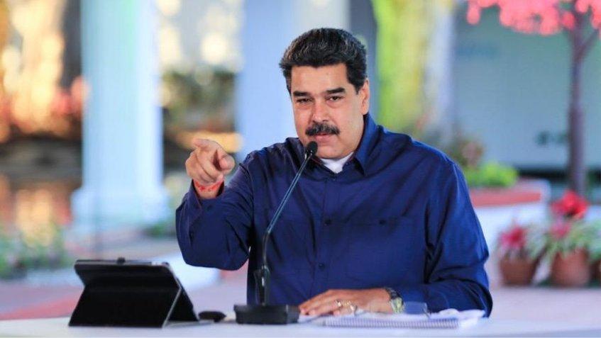 Presidente Maduro: España se convertirá en epicentro de conspiración contra Venezuela tras llegada de Leopoldo López