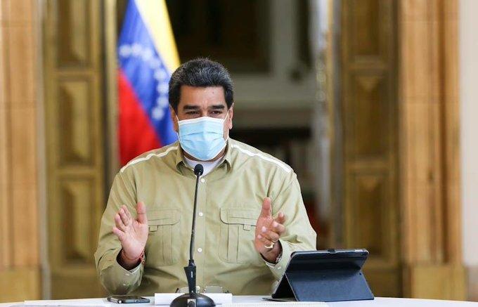 Presidente Maduro: Hallamos una molécula que alivia el cáncer y acaba con el Covid19