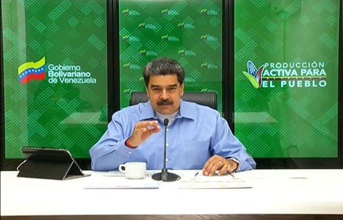 Maduro: Tener una empresa parada es un crimen porque Venezuela tiene de todo