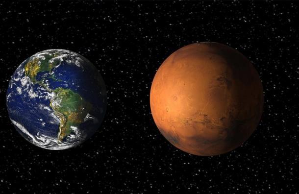 Marte rozará la Tierra esta semana y no se repetirá hasta el 2035
