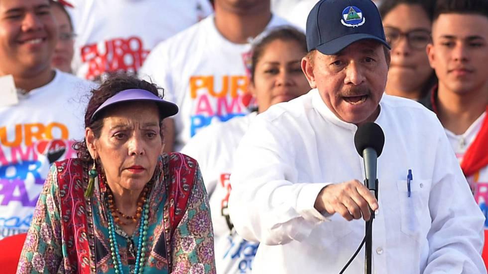 """El Parlamento Europeo denuncia la """"represión"""" en Nicaragua y pide sanciones contra Ortega y Murillo"""