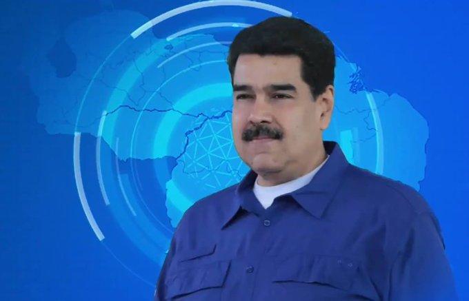 Nicolás Maduro: 'La curva se aplanó', solo 347 nuevos casos de COVID-19 este domingo