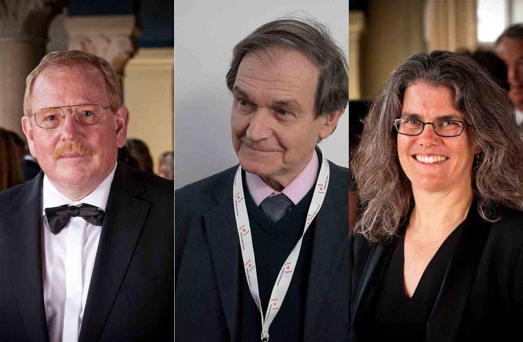 """Nobel de Física a tres expertos por sus Investigaciones sobre """"los agujeros negros"""""""