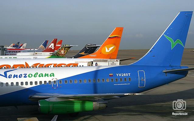 Primeros vuelos no regulares desde Venezuela serían para varados y residentes en otros países