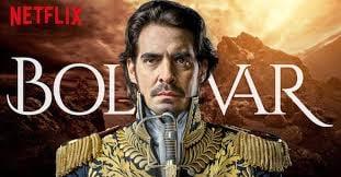 El Bolívar de la serie de Netflix