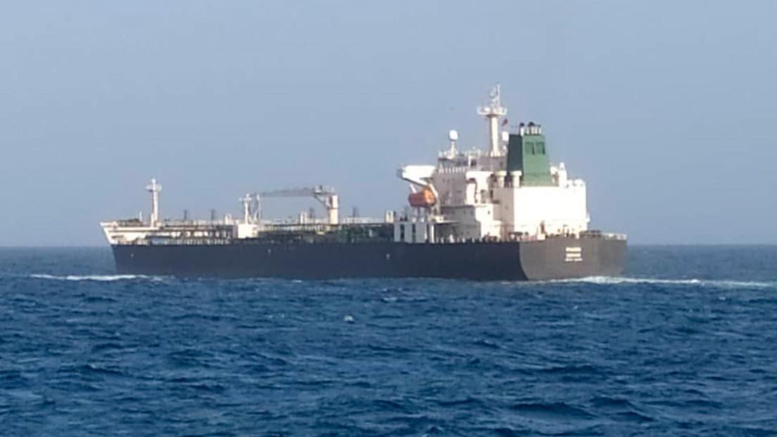 El buque Faxón, ultimo de los iraníes con gasolina se acerca a aguas venezolanas