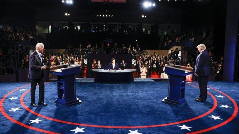 Conoce el ganador del último debate presidencial, a menos de dos semanas de las elecciones en EEUU