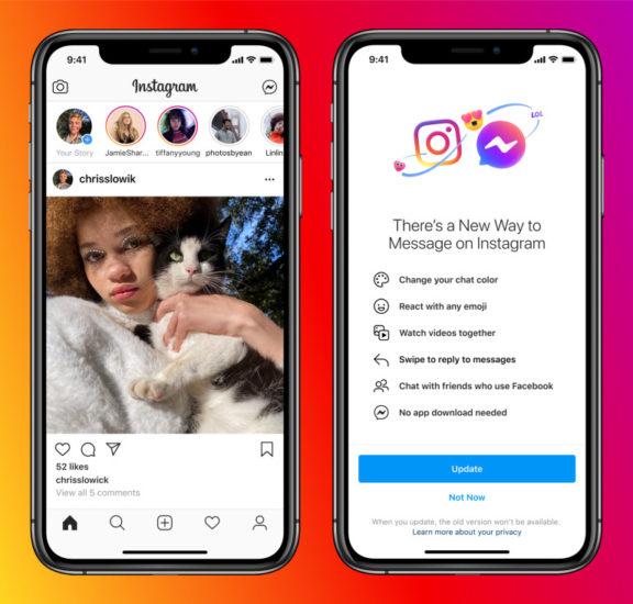 Instagram estrenará nuevas funciones
