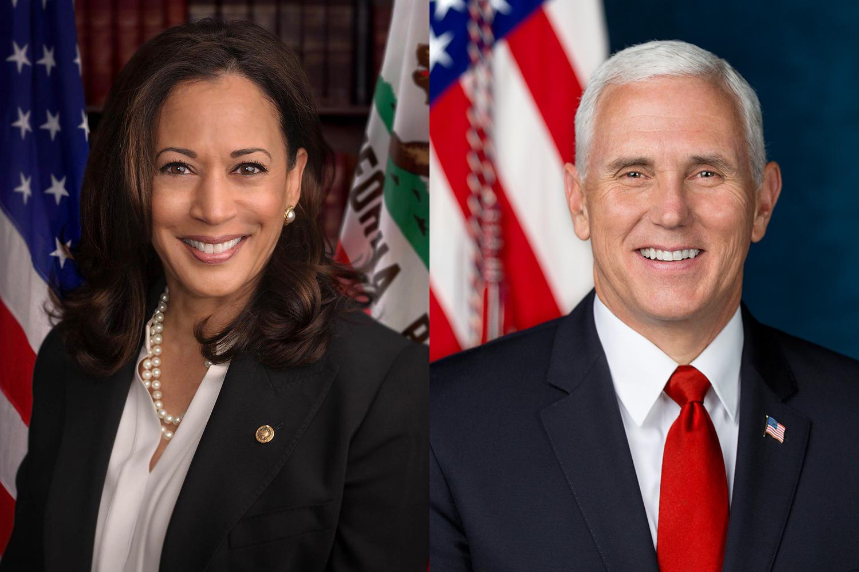 Esta noche es el debate vicepresidencial de EE.UU entre Kamala Harris y Mike Pence