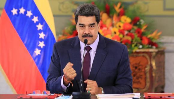 Maduro: tenemos determinación para defender la soberanía