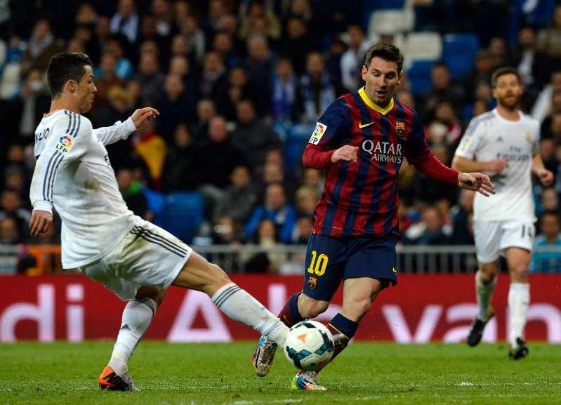 Messi y Ronaldo volverán a verse las caras en la Champions