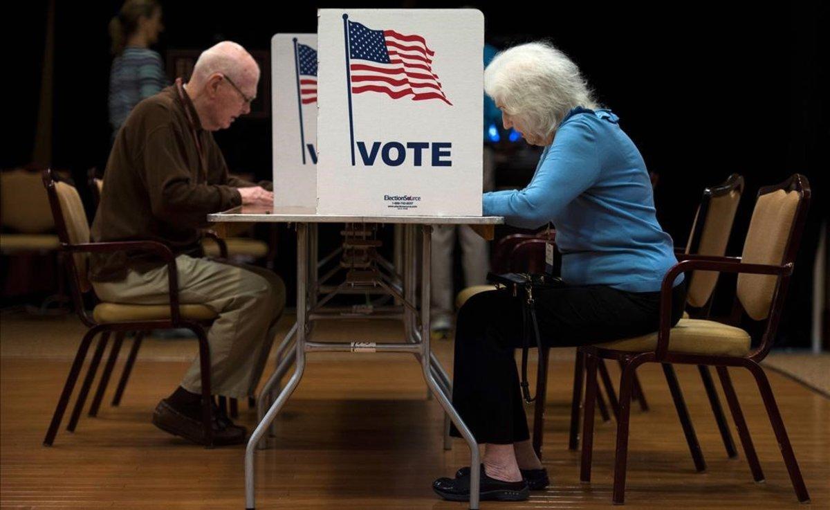 Participación en las elecciones de EE.UU. ya rompe todos los récords