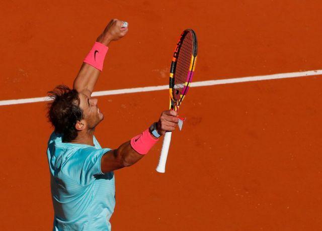 El español Rafael Nadal intentara el domingo conquistar su decimotercer Roland Garros