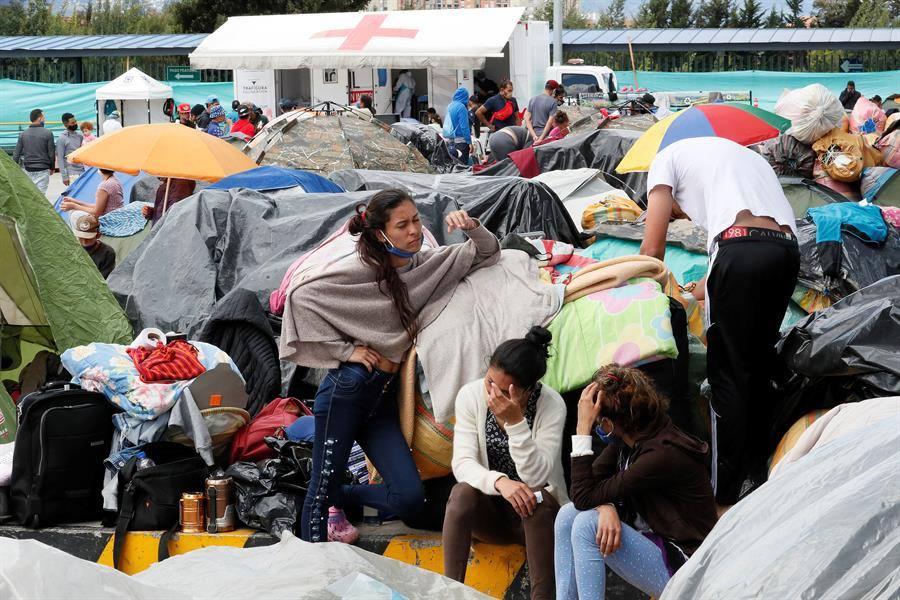 HRW denuncia abusos contra los 130.000 venezolanos que han retornado al país