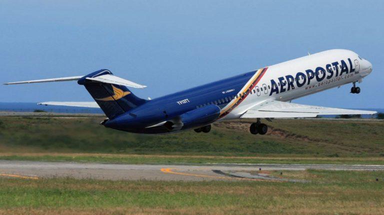 INAC autoriza a Conviasa, Aeropostal, Láser y Estelar a reactivar sus rutas nacionales e internacionales