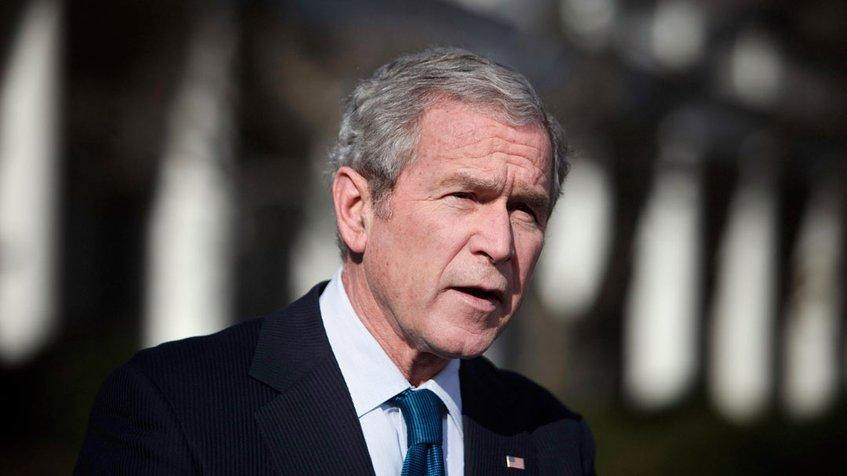 """George Bush felicita al presidente electo y dice que Estados Unidos puede confiar en que fue una """"elección justa"""""""