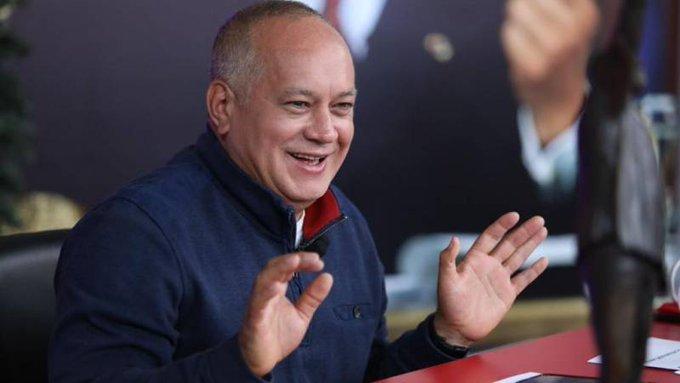 Lo que piensa Diosdado Cabello de las elecciones en EEUU y Roland Carreño