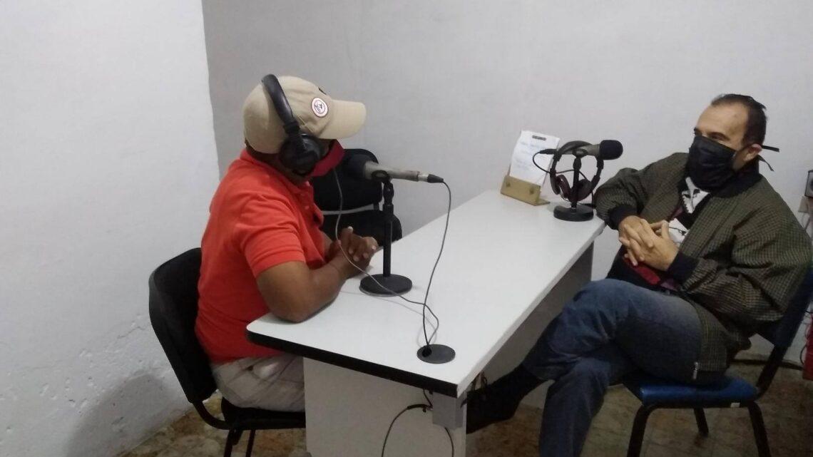 """Ítalo Urdaneta: """"Los periodistas venezolanos estamos llamados a impulsar el dialogo y el entendimiento con Estados Unidos y con la oposición"""