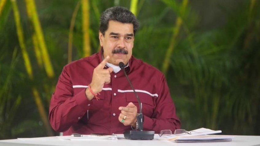 Presidente Maduro: Trump dejó un campo minado entre Venezuela y EE.UU, trabajaremos para retomar el diálogo