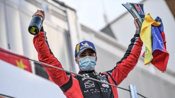 Eurofórmula Open 2020: Manuel Maldonado segundo en Barcelona