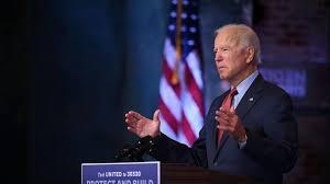 Biden confía en su victoria y llama a la unidad a EE UU
