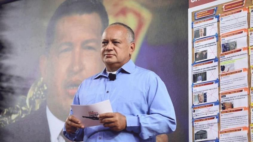 Diosdado Cabello: Ley para investigar a los que dirigieron la AN no es venganza, es justicia