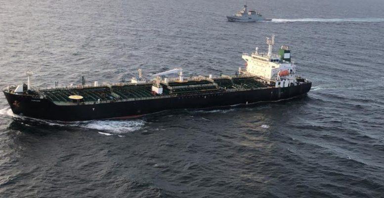 Irán envía a Venezuela su flota más grande de buques con combustible
