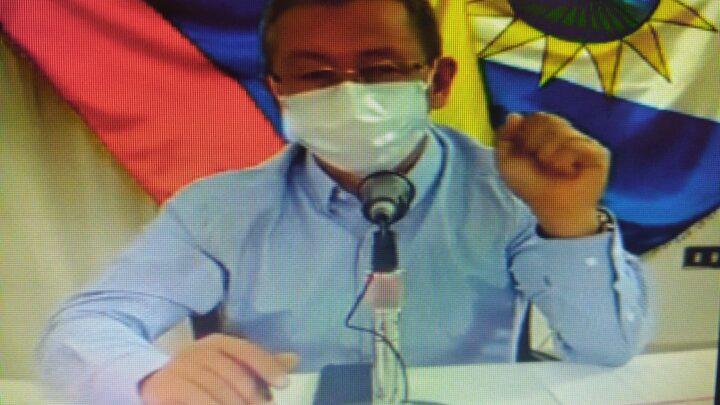 """Gobernador León: """" la poca participación en el pasado proceso electoral no desmerita el triunfo arrollador que tuvo el chavismo en el país"""""""